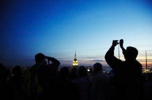 Hvordan bruke en Nikon 70-200 zoomobjektiv på et Nikon D90 kamera