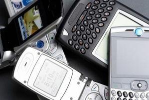 Hvordan å finne en GPS Cell Phone med antall