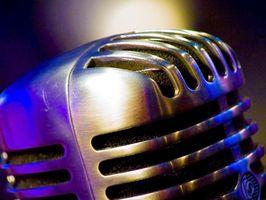 Slik feilsøker en Shure mikrofon