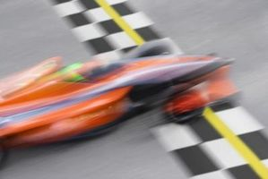 Problemer med Racing Sports Car Coil Over Suspension Design
