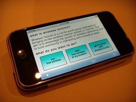 Mobile Phone GPS sporingsteknologi