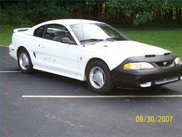 Mustang Car Fakta