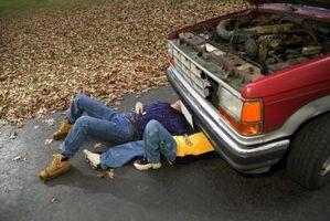 390 Ford lastebil Tune-Up Specs