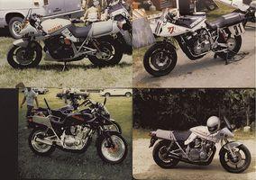 Historien om Suzuki Katana