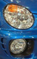 Hvordan endre en CV Boot på en Subaru Legacy