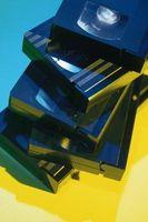 Hvordan lage DVDer Ut av VHS-kassetter