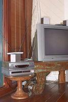 Slik konverterer S-Video til 3 RCA