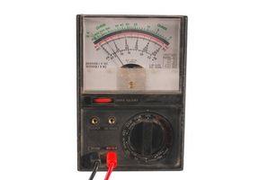 Analog Multimeter Tutorial