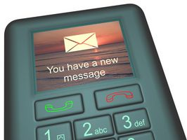 Hvordan du blokkerer et nummer fra Teksting Du på en Alltel Phone