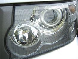 Feilsøking Running Light problemer på en 2000 Jeep Grand Cherokee