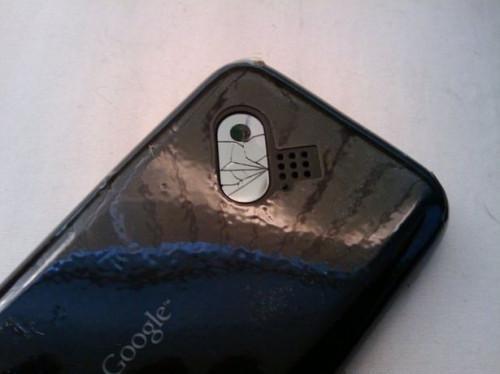 Hvordan å fikse en ødelagt mobiltelefon-kamera
