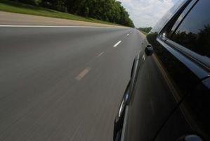 Hvordan du flytter over for Stoppet utrykningskjøretøy i Virginia