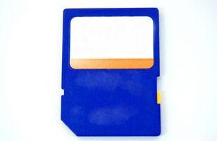 Hvor å låse opp minnekortet mitt for Canon Powershot S5 IS