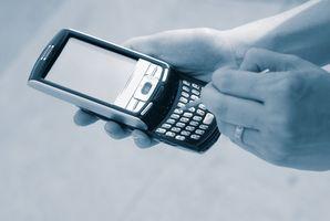 Hvordan legge til kontakter til Verizon telefoner