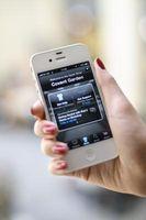 Kan Riper på en iPhone bli fikset?