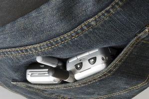 AT & amp; T-kompatible telefoner