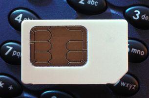 Hvor å låse opp en Dual SIM-kort