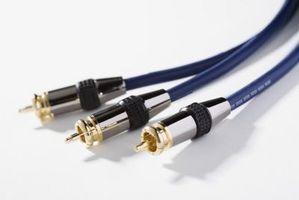 Audio koaksialkabel Impedans Tutorial