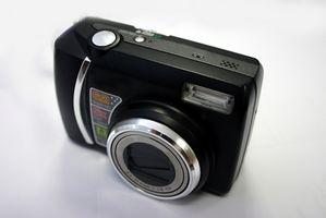 Hvordan sette selvutløseren på en Canon Sx100is