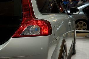 Hvordan Endre Rear slå signal Bulb på en Ford Focus ZX3