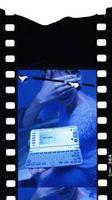 Forsyninger som trengs for å utvikle fargefilm