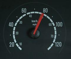 Slik installerer Auto målere i en 2002 VW Beetle