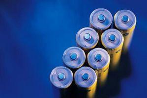 Alkaline Batterityper