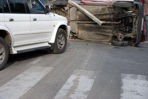 Hvordan du kan klage skylden for en bilulykke