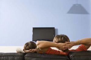 Hvordan bruke Off-Air antenne med direkte tv