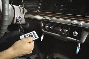 Hvordan få bilens stereoanlegg Louder