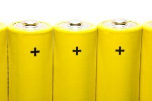 Hvordan fortelle om et NiMH batteri er bra