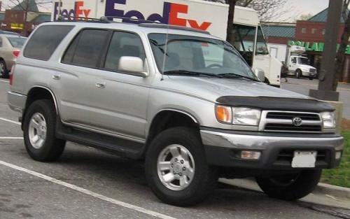 Slik installerer en radio i 2000 Toyota 4Runner