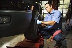 Hvordan fikse rust på en hjulbrønn