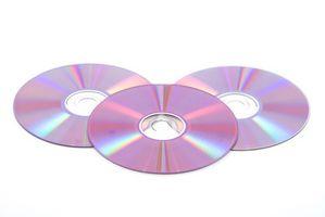 Den DVD vil ikke løse ut fra Bose 321