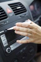Kenwood bilradio Instruksjoner