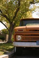 Hvordan identifisere liket av en Chevy Truck