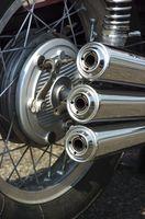 Slik fjerner Harley-Davidson Eksos Lyddempere