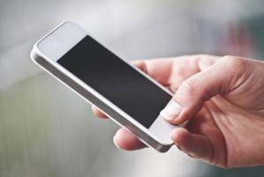 Hvordan en smarttelefon arbeid?