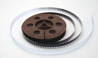 Hvordan konvertere en Cini Film til DVD