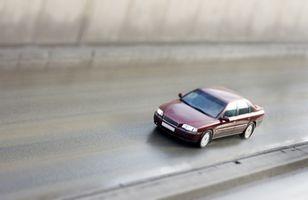 Hvordan lage en Car Run på noe annet enn gass