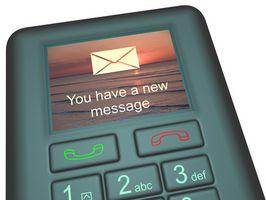 Hvordan sende gratis tekstmeldinger til US Cellular Phones