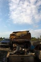 Hvor lang tid tar det for Rust skal vises på undersiden av en ny bil?