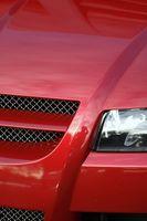 Krav til en Auto Inspection klistremerke i West Virginia