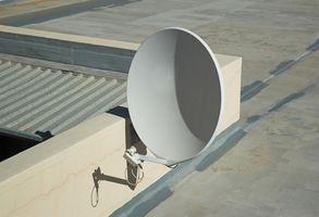 Hvordan sette opp en sterk satellittmottaker