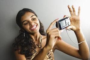 Hvordan bruke Min Vivitar Digital Camera