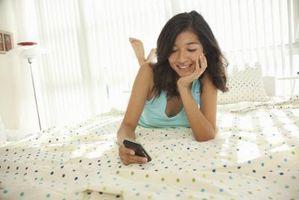 Hvordan få SMS-meldinger av Windows Mobile 5
