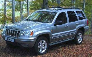 Feilsøking av en Jeep Grand Cherokee