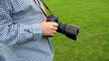 Hvordan bruke Canon Rebel XTi Eksponering