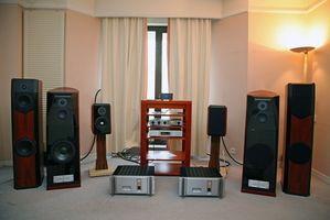 Hvordan velge en New Home Audio System