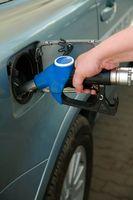 Typene Gas for en Mazda RX8